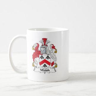 The Walsh clan family crest. Coffee Mug