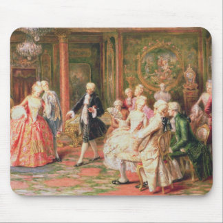 The Waltz Mouse Pad