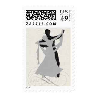 The Waltz of Life Begins Postage Stamps
