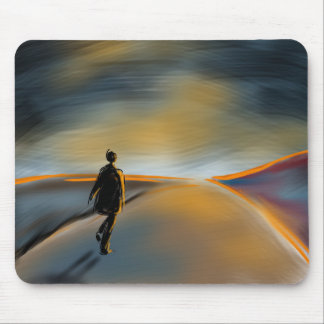 The Wanderer 2 Mouse Pad