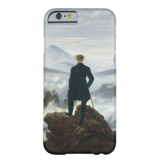 The Wanderer above the Sea of Fog, 1818 Barely There iPhone 6 Case