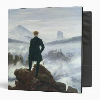The Wanderer above the Sea of Fog, 1818 Binder