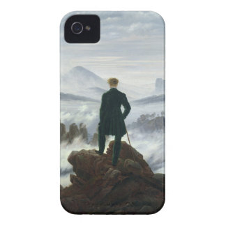 The Wanderer above the Sea of Fog, 1818 Case-Mate iPhone 4 Case