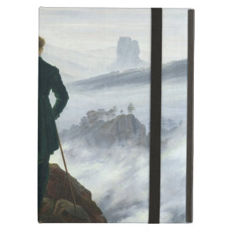 The Wanderer above the Sea of Fog, 1818 iPad Air Case