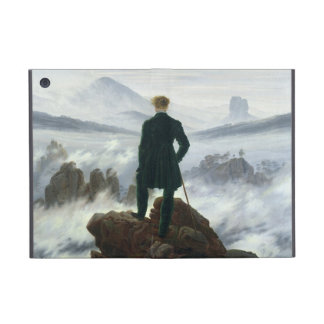 The Wanderer above the Sea of Fog, 1818 iPad Mini Cover