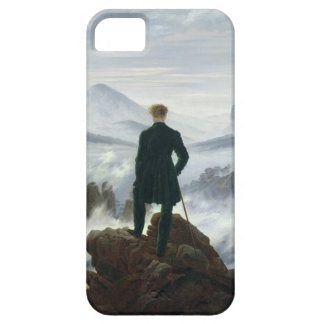 The Wanderer above the Sea of Fog, 1818 iPhone SE/5/5s Case