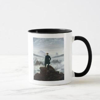 The Wanderer above the Sea of Fog, 1818 Mug