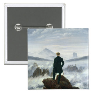 The Wanderer above the Sea of Fog, 1818 Pin