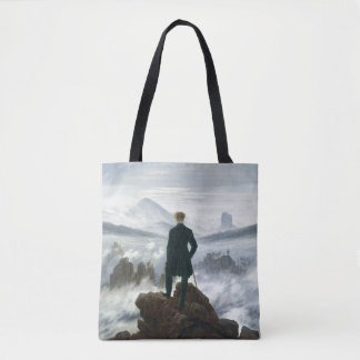 The Wanderer above the Sea of Fog, 1818 Tote Bag