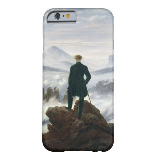 The Wanderer above the Sea of Fog Barely There iPhone 6 Case