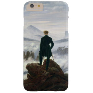 The Wanderer above the Sea of Fog Barely There iPhone 6 Plus Case