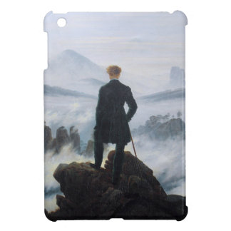 The wanderer above the sea of fog by Caspar David Case For The iPad Mini