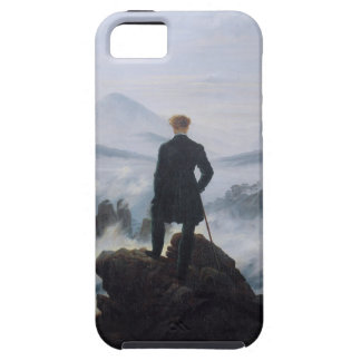 The wanderer above the sea of fog iPhone 5 case