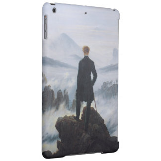 The wanderer above the sea of fog cover for iPad air