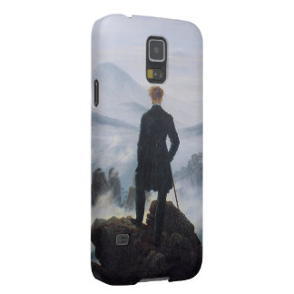 The wanderer above the sea of fog galaxy s5 cover