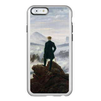 The Wanderer above the Sea of Fog Incipio Feather Shine iPhone 6 Case