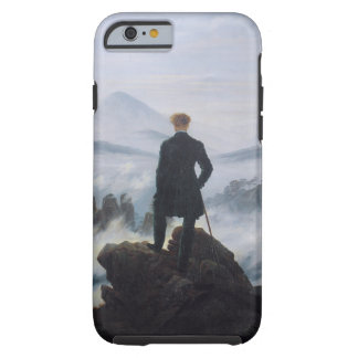 The wanderer above the sea of fog iPhone 6 case