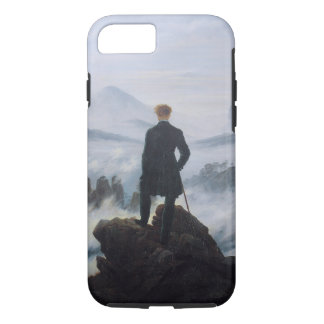 The wanderer above the sea of fog iPhone 7 case