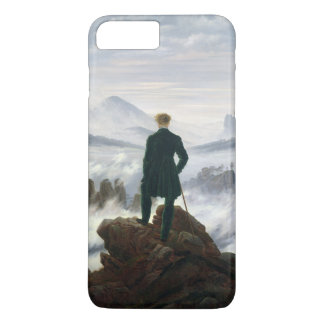 The Wanderer above the Sea of Fog iPhone 8 Plus/7 Plus Case