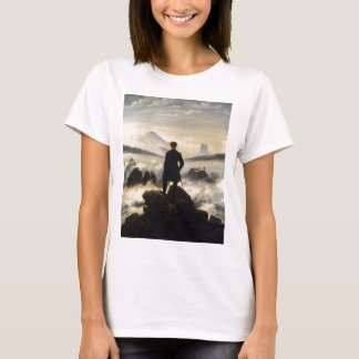 The Wanderer Above the Sea of Fog T-Shirt