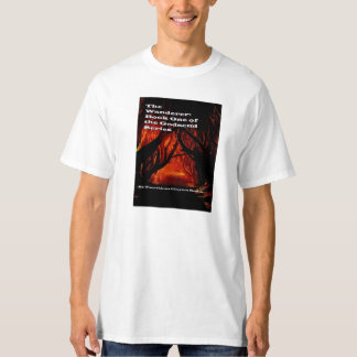 The Wanderer: Book One of the Godsend Series T T-shirt