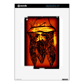 The Wanderer Decals For The iPad 2