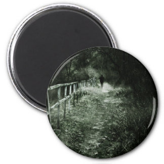 The Wanderer 2 Inch Round Magnet