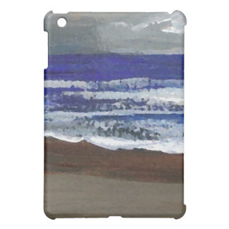 The Wandering CricketDiane Ocean Beach Art Cover For The iPad Mini