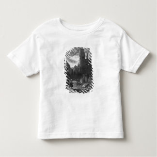 The Wandering Jew in the cemetery Toddler T-shirt