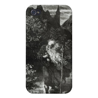 The Wandering Jew iPhone 4 Case