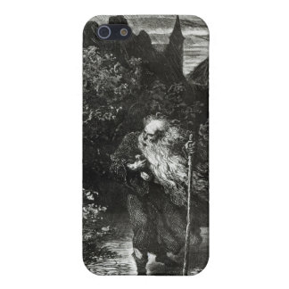 The Wandering Jew iPhone SE/5/5s Cover