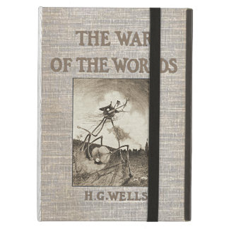 The War Of The Worlds iPad Air Cover
