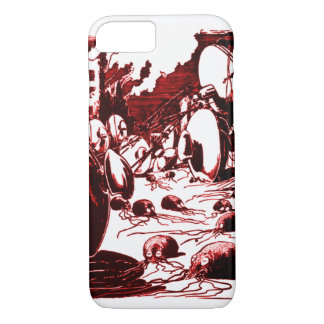 The War of the Worlds iPhone 7 Case