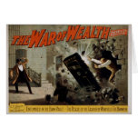 The War of Wealth, 'Entombed in the Bank Vault' Card