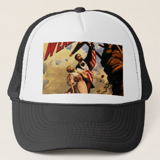 The war of Wealth Trucker Hat