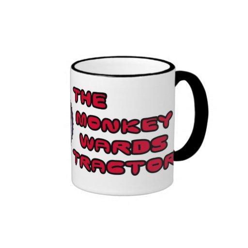 The Wards Tractor Coffee Mugs