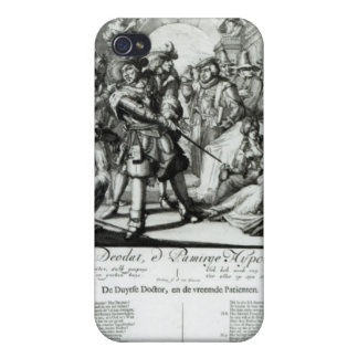 The Warming Pan Baby, c.1688 Cases For iPhone 4