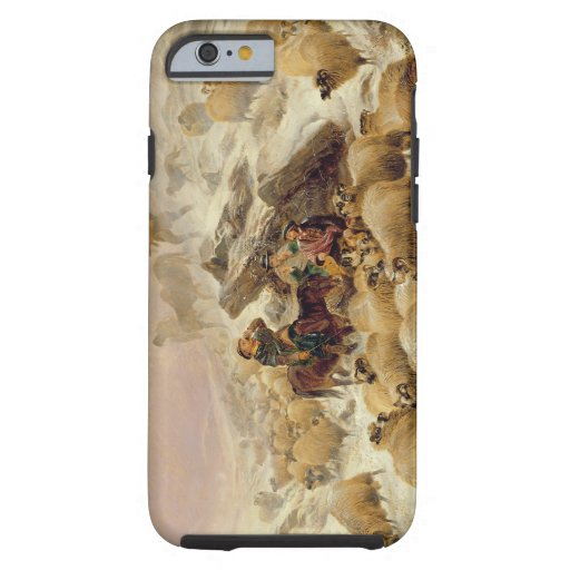 The Warmth of a Wee Dram iPhone 6 Case