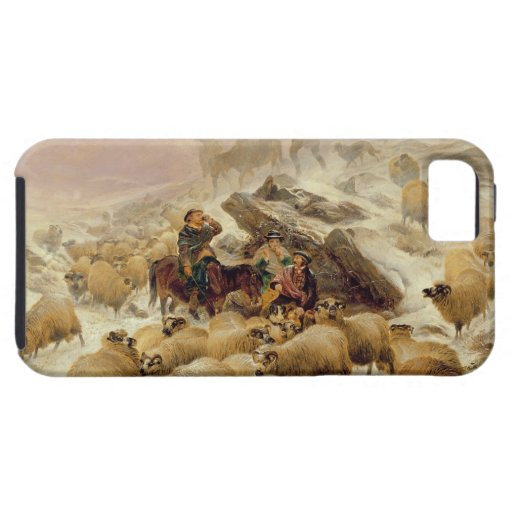 The Warmth of a Wee Dram iPhone 5 Cases