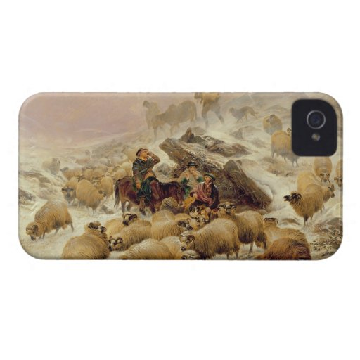 The Warmth of a Wee Dram iPhone 4 Case-Mate Cases