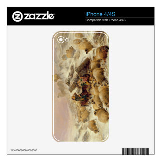 The Warmth of a Wee Dram Skins For iPhone 4