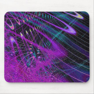 The Warping of Space & Time Mouse Pad
