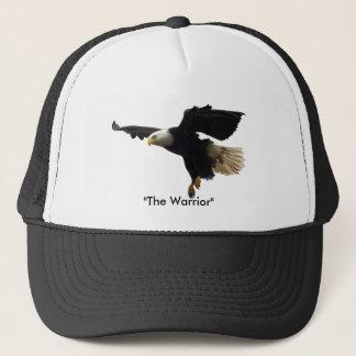 """The Warrior"" Bald Eagle Hat"