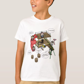 The Warriors come out to play. T-Shirt