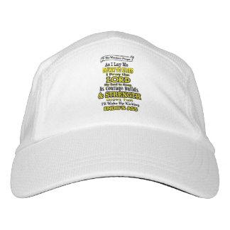 The Warrior's Prayer...Endometriosis Headsweats Hat
