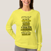 The Warrior's Prayer...Endometriosis T-Shirt