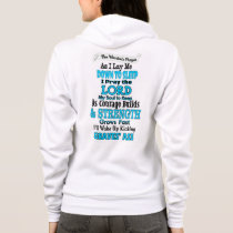 The Warrior's Prayer...Graves' Hoodie