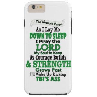 The Warrior's Prayer   TBI Tough iPhone 6 Plus Case