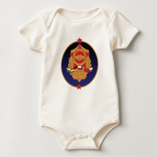 The Warsaw Pact Baby Bodysuit