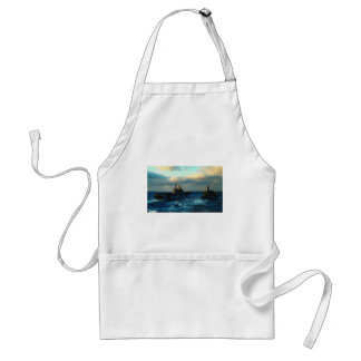 the warship 2 aprons